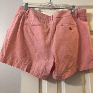 J. Crew Shorts - Salmon colored J Crew shorts